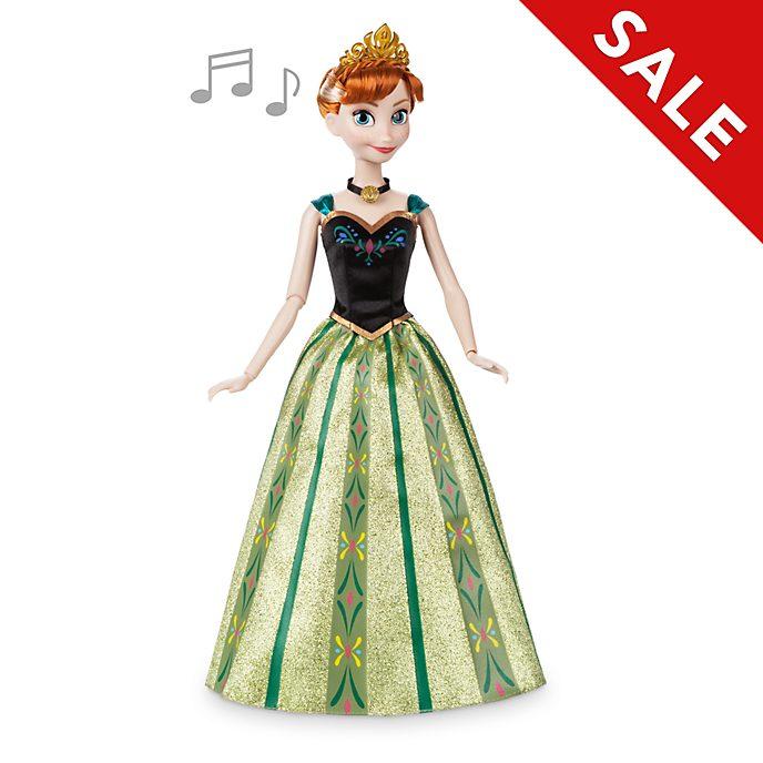 Anna Puppe Singt