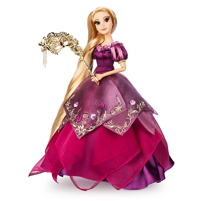 Disney Store - Disney Designer Collection - Rapunzel - Puppe in limitierter Edition
