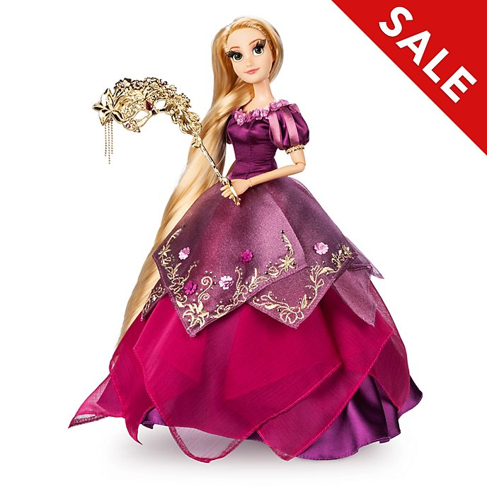 Disney Store - Disney Designer Collection - Rapunzel - Puppe in limitierter Edition
