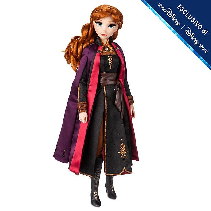 Bambola edizione limitata Anna Frozen 2: Il Segreto di Arendelle Disney Store