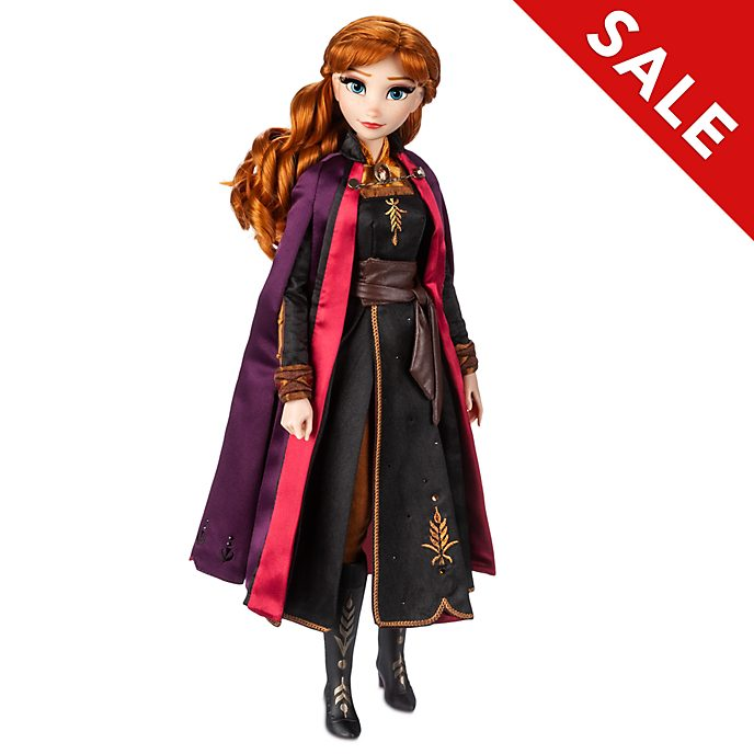 Disney Store Anna Limited Edition Doll, Frozen 2