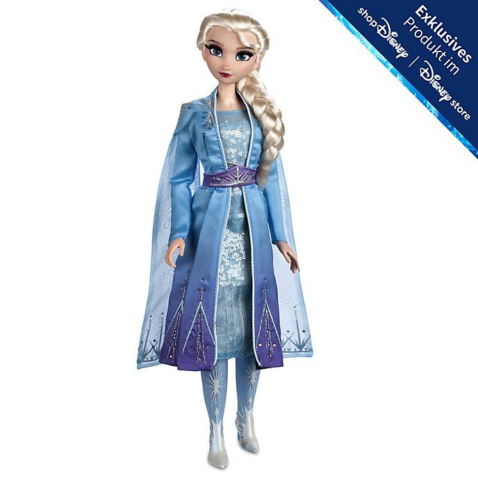 Disney Store - Die Eiskönigin2 - Elsa - Puppe in limitierter Edition