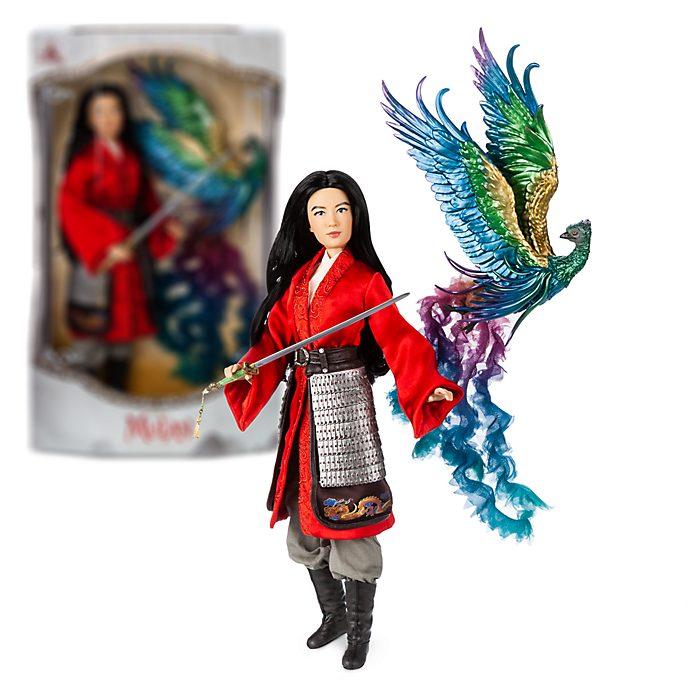 Disney Store - Mulan - Puppe in limitierter Edition