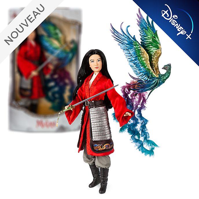 Disney Store Poupée Mulan en édition limitée