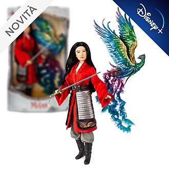 Bambola edizione limitata Mulan Disney Store