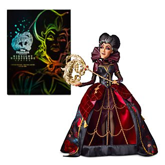 Disney Store Lady Tremaine Disney Designer Collection Limited Edition Doll