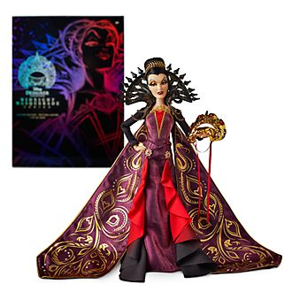 Disney Store Evil Queen Disney Designer Collection Limited Edition Doll