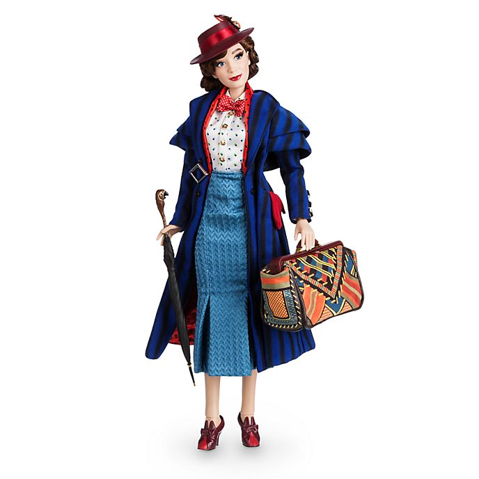 Disney Store - Mary Poppins Returns - Puppe in limitierter Edition