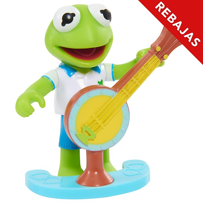 Muñeco de acción La Rana Gustavo, Muppet Babies