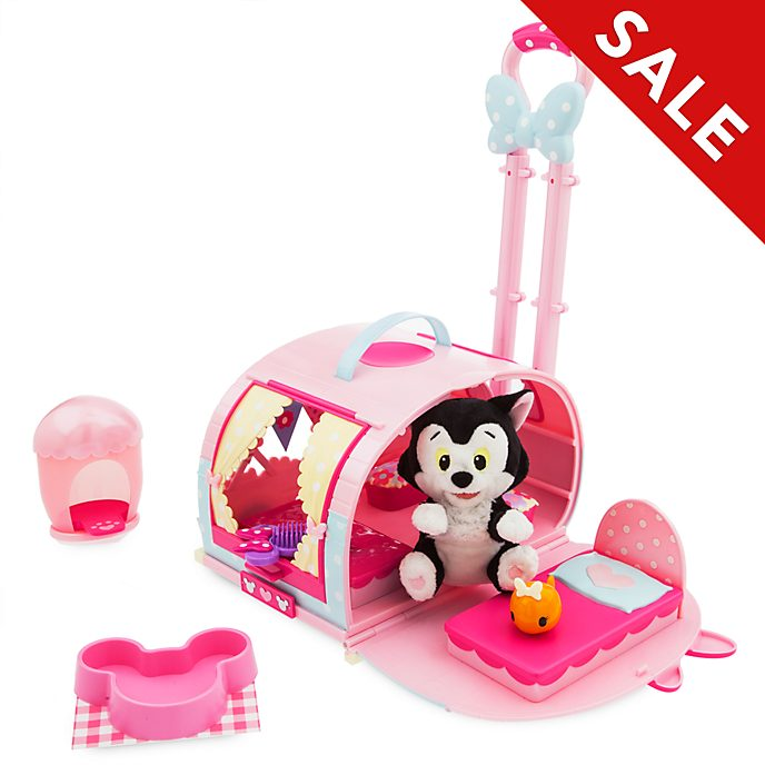Disney Store - Minnie Maus - Haustier-Transportbox