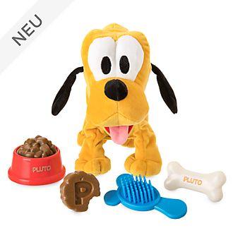 Disney Store - Interaktives Pluto Kuscheltier