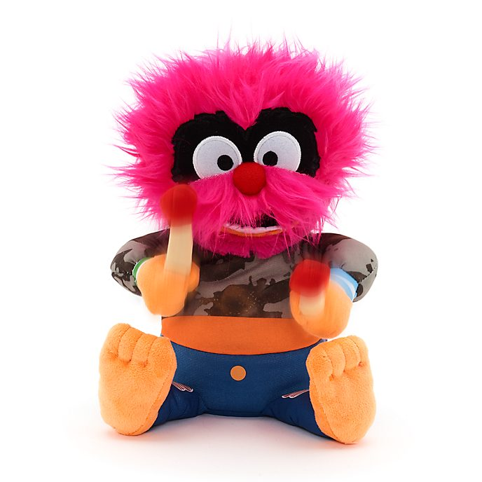 Disney Store - Muppet Babies - Tier - Interaktive Kuschelpuppe