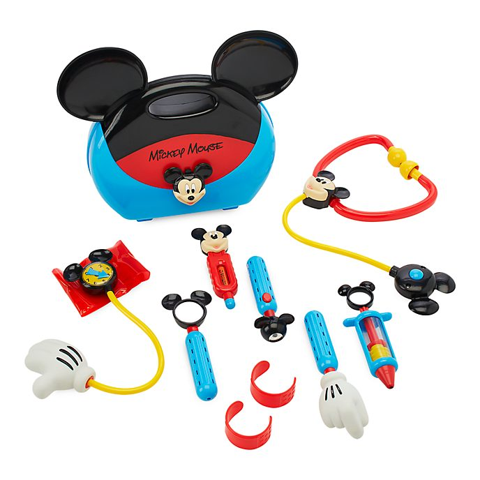 Disney Store Mallette de docteur Mickey