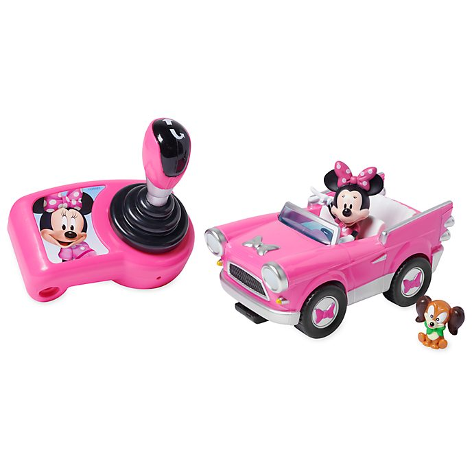 Disney Store Minnie Mouse Remote Control Car