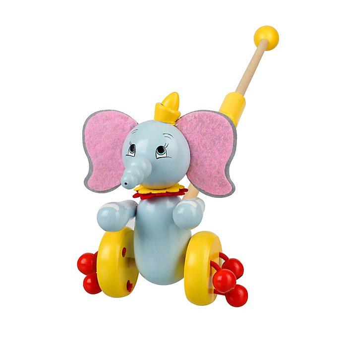 Juguete empuje en madera Dumbo