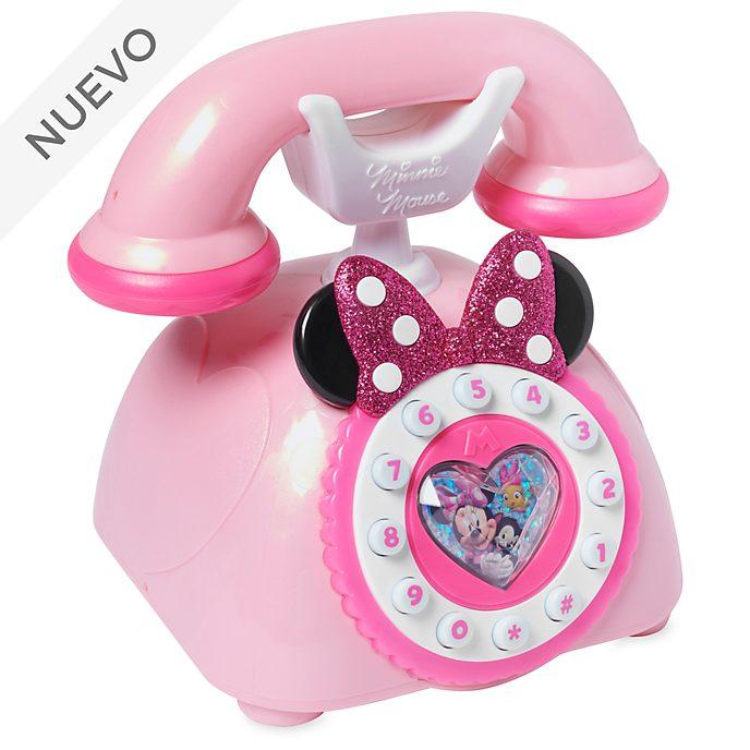 Set juego teléfono Minnie Mouse, Disney Store