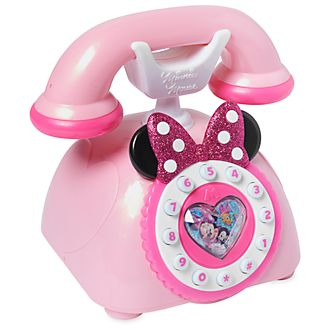 Disney Store Minnie Mouse Telephone Playset