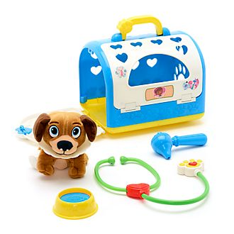 Disney Store Doc McStuffins Puppy Pet Carrier