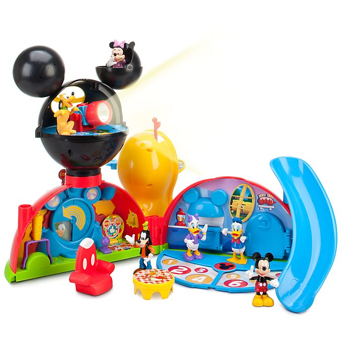 Disney Store - Micky Maus Wunderhaus - Spielset