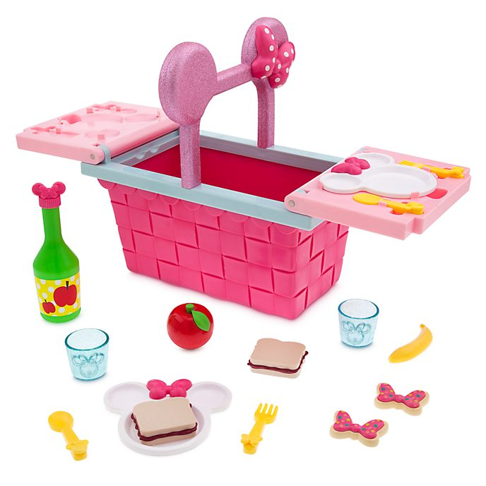 Set de juego cesta de pícnic Minnie Mouse, Disney Store