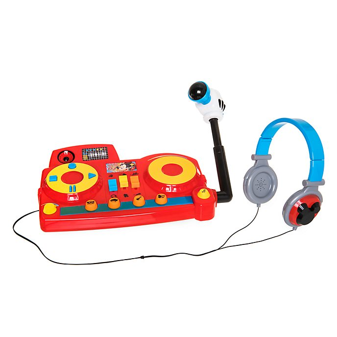 Disney Store Coffret de DJ Mickey