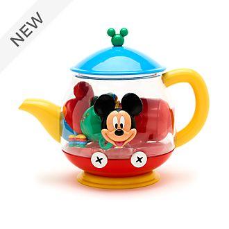 Disney Store Mickey Mouse Teapot Playset