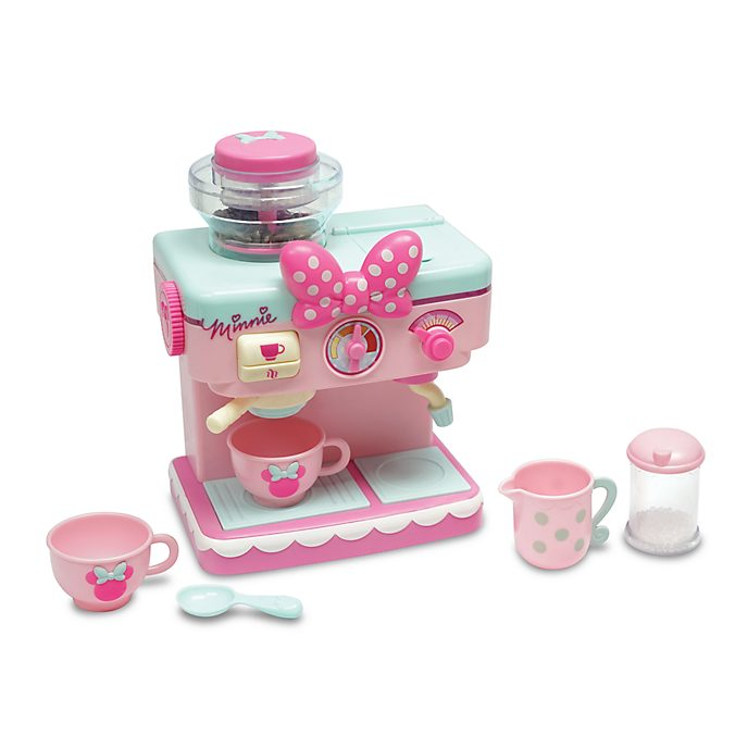 Disney Store Minnie Mouse Barista Playset