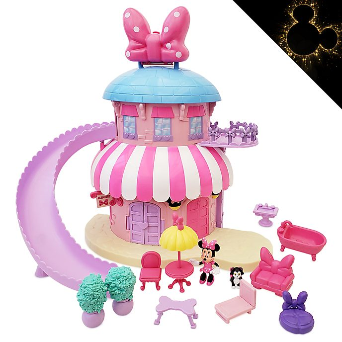 Disney Store Minnie Mouse House Playset