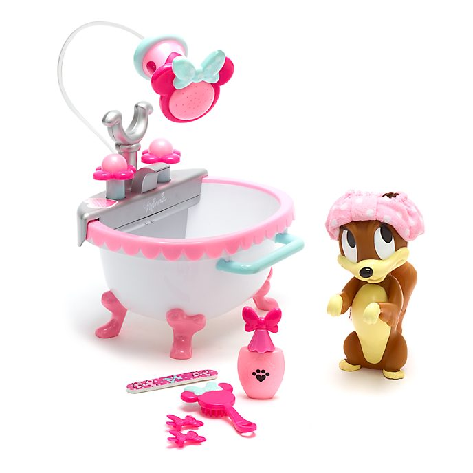 Set de baño mascotas Minnie Mouse, Disney Store