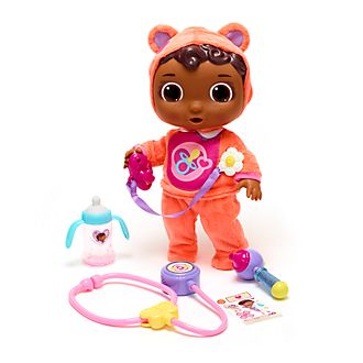 Disney Store Doc McStuffins Get Better Baby Cece Doll Set