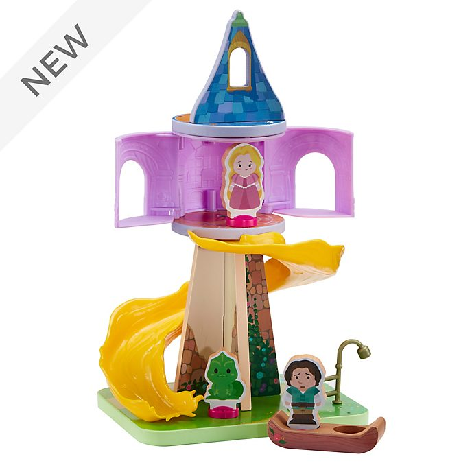 World of Wood Rapunzel's Wooden Tower, Tangled