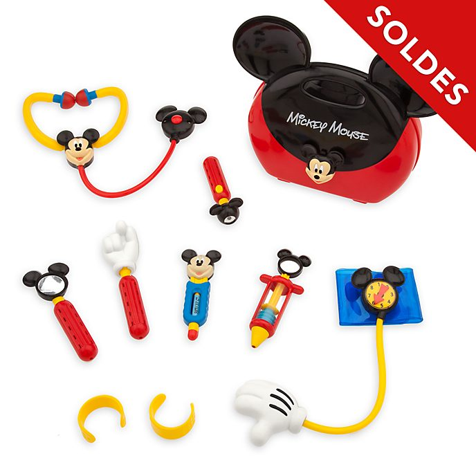 Disney Store Mallette de docteur Mickey Mouse