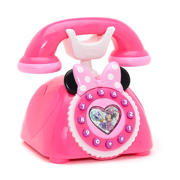 Set juego teléfono Las Ayudantes Felices de Minnie, Disney Store