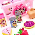 Set juego cesta compra Minnie Mouse, Disney Store