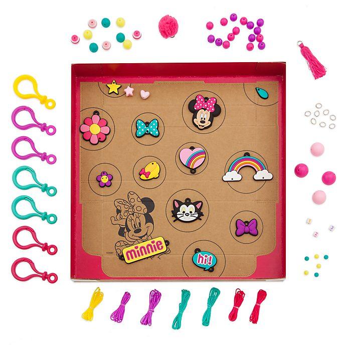 Set per creare ciondoli da zaino Minni Disney Store SPARK