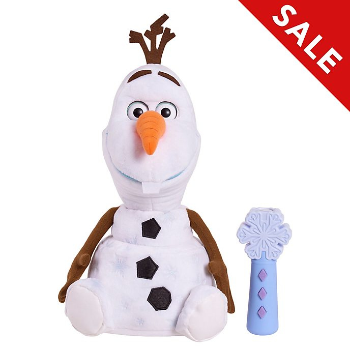 Just Play Olaf Follow-Me Friend Toy, Frozen 2