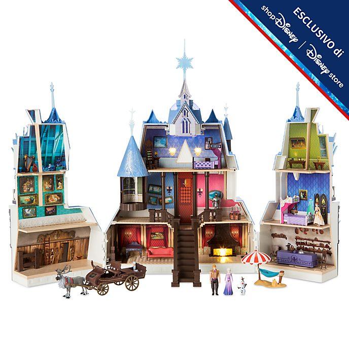 Set da gioco Castello di Arendelle Frozen 2: Il Segreto di Arendelle Disney Store