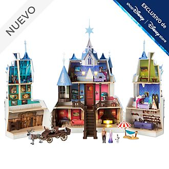Set juego castillo Arendelle, Frozen 2, Disney Store