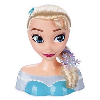 Disney Store Elsa Styling Head, Frozen