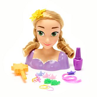 Disney Store Rapunzel Styling Head, Tangled