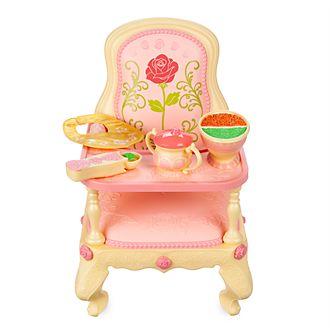 Set seggiolone bambola baby collezione Disney Animators Belle Disney Store
