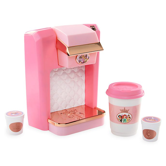 Disney Store Disney Princess Coffee Maker Playset