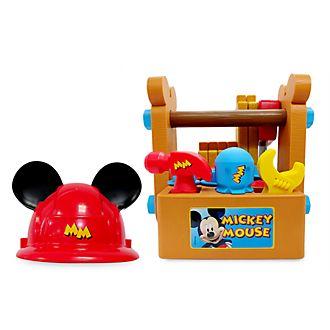 Set juego construcción Mickey Mouse, Disney Store