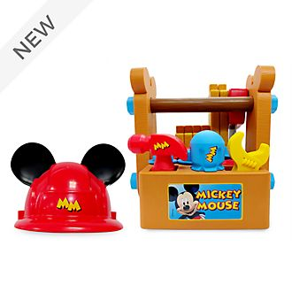 Disney Store Mickey Mouse Construction Playset