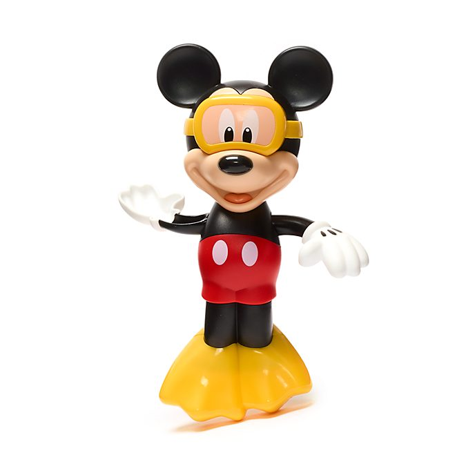 Disney Store Mickey Mouse Water Swimmer Toy