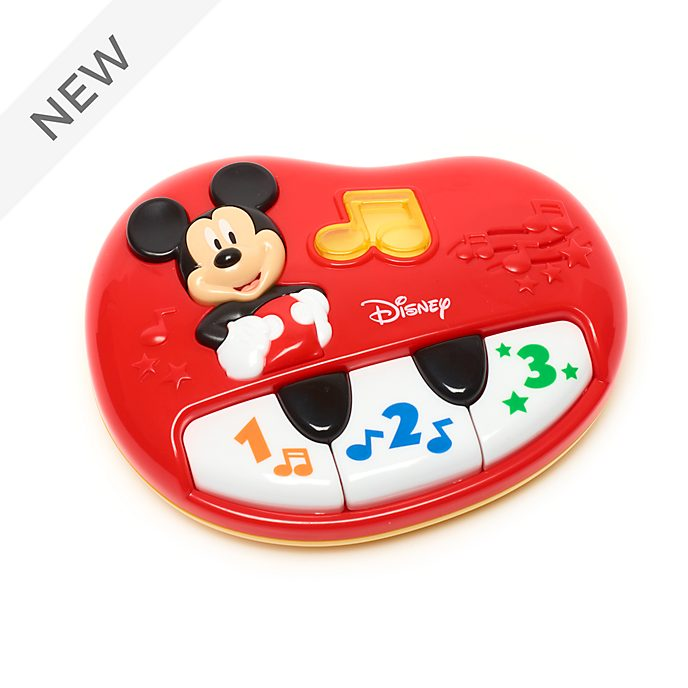 Disney Store Mickey Mouse My First Piano