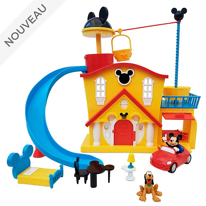 Disney Store Coffret Maison de Mickey