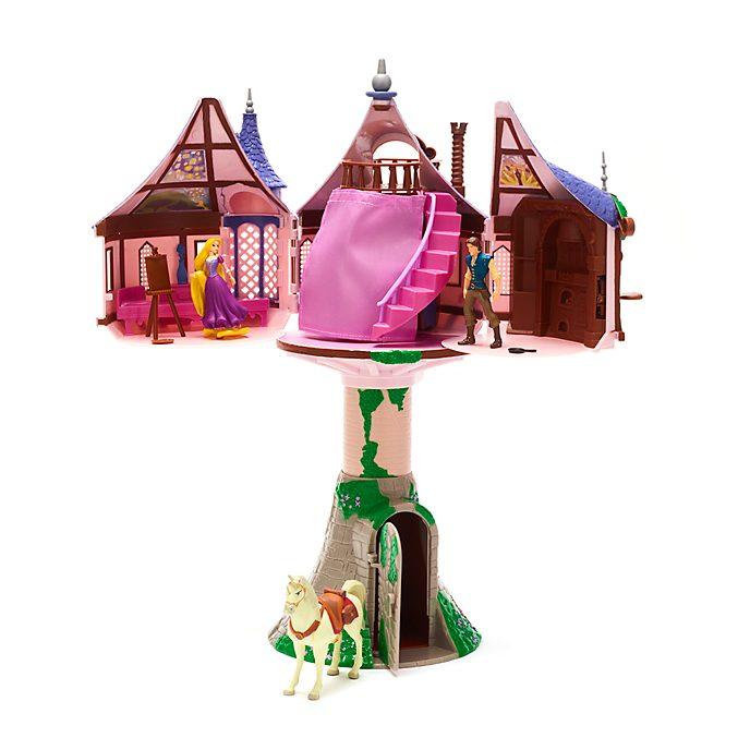 Disney Store Rapunzel Tower Playset, Tangled