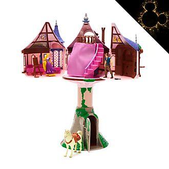 Set juego torre Rapunzel, Enredados, Disney Store