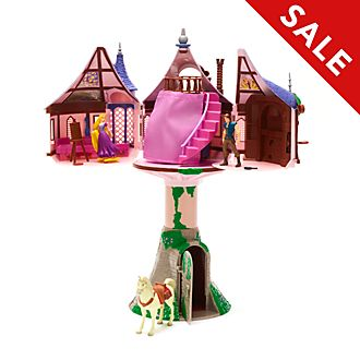 Disney Store Rapunzel Tower Playset, Tangled
